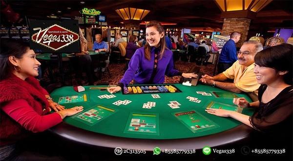 Cara Mudah Bermain Live Casino Online