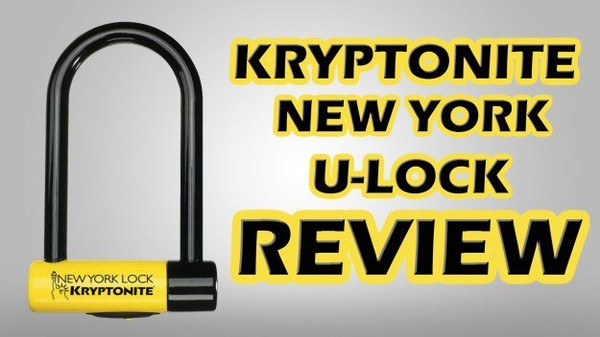 Kryptonite New York U Lock - Top Rated Bike Lock Review