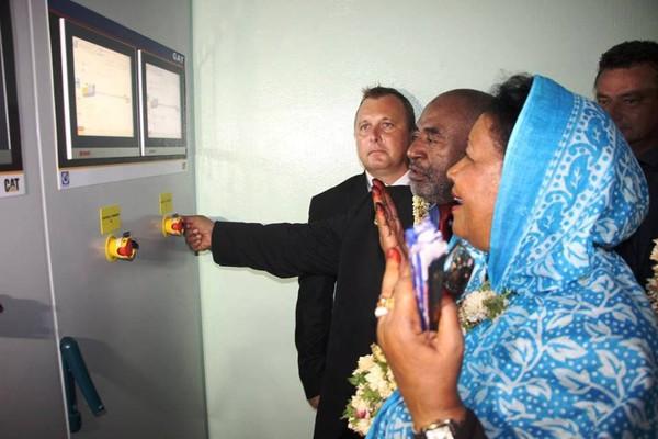 Comores: Nouvelle centrale électrique/ La lumière ne doit pas faire de l'ombre à la démocratie
