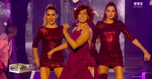 "Saturday Night Fever avec Fauve Hautot ""If I Can't Have You"""