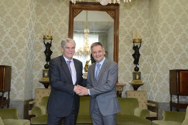 L'Andorre et l'Espagne ont discuté des perspectives de l'organisation du sommet ibéro-américain en Andorre en 2020 | ALL ANDORRA