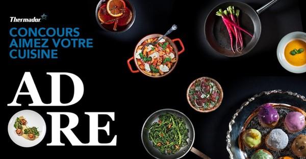 Thermador concours aimez votre cuisine adore