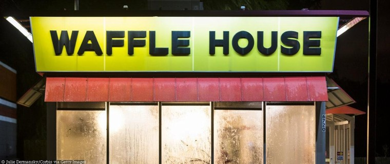 White Cops Arrest Black Woman At A Waffle House, Pull Down Her Dress