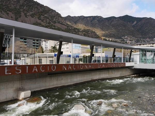 Le 4 mai, la nouvelle station de bus ouvre en Andorre   ALL ANDORRA