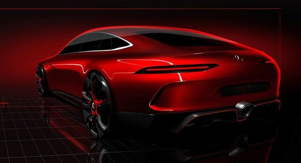 Mercedes-AMG GT Concept - Auto Cars