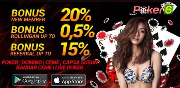 Keuntungan Bermain di Situs Judi Poker Deposit 10rb
