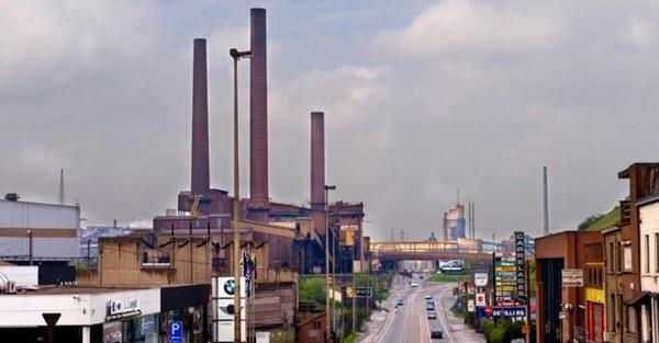 Le haut-fourneau 4 à Charleroi: un patrimoine industriel qui devient réalité