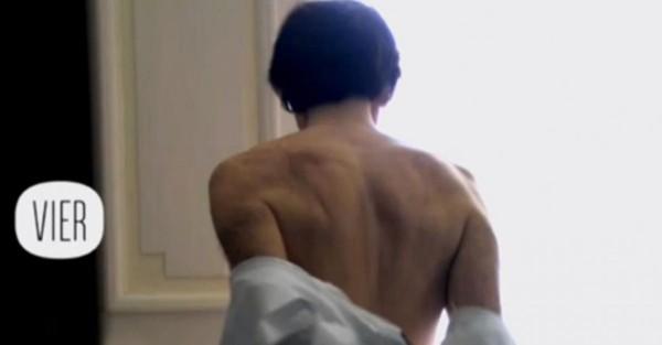 Elio Di Rupo se met «à poil» à la télévision (vidéo)