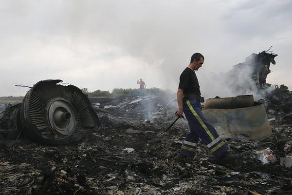 Ukraine : le Boeing de la Malaysia Airlines a été touché par un missile