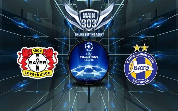 Prediksi Bayer Leverkusen vs BATE 17 September 2015