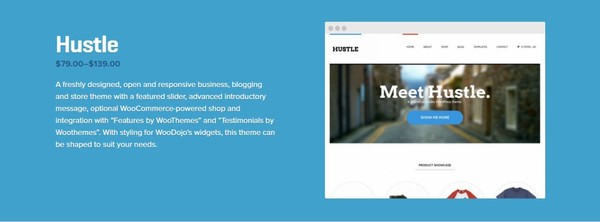 WooCommerce Hustle Theme 1.3.11