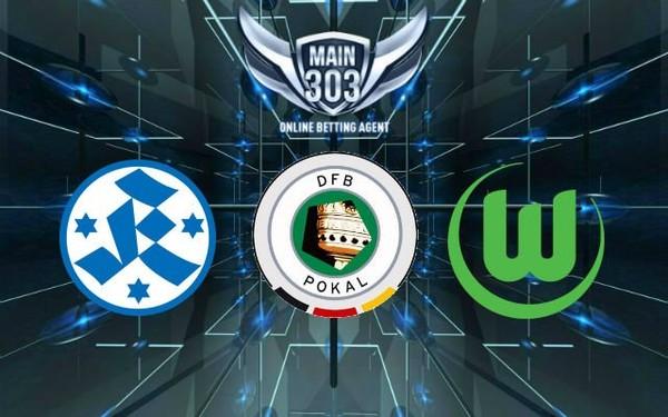 Prediksi Stuttgarter Kickers vs Wolfsburg 8 Agustus 2015