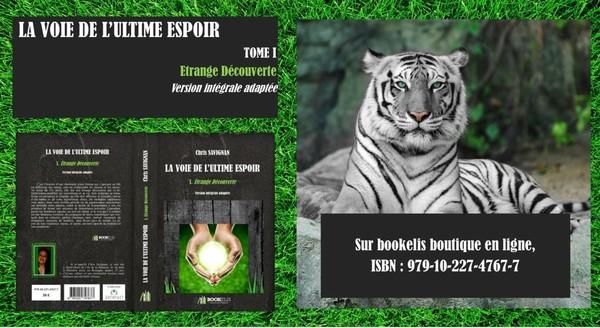 EXTRAITS DE LA VOIE DE L'ULTIME ESPOIR (bookelis version intégrale adaptée) - A Vos Rêves