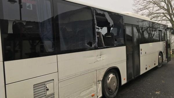 Charente-Maritime : 6 blessés dans un accident de car à Jussas