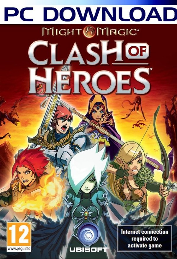 [VD] Might & Magic : Clash of Heroes - 2011 - PC