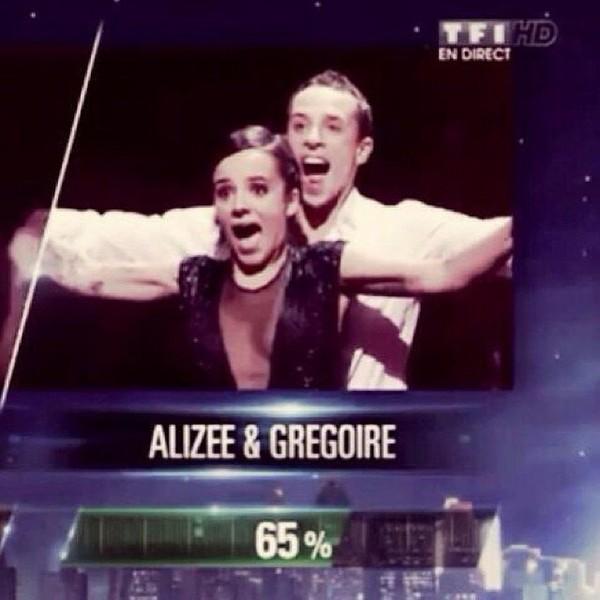 .@alizeeofficiel | La finale!!!!!! Pppfffiioou merci mille fois la #teamalizee , merci de nous ...