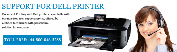 Dell Printer Technical Support Number (800) 046-5288 Dell Printer Support
