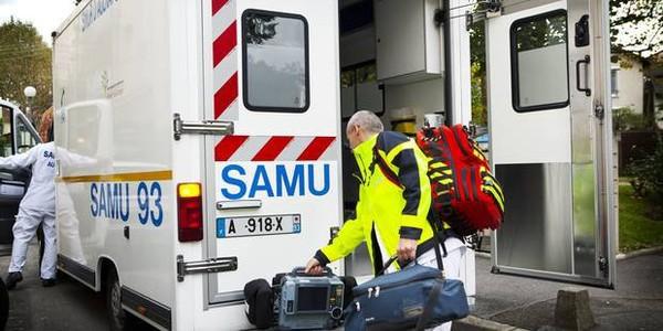 Un car belge se renverse en France: 10 blessés légers