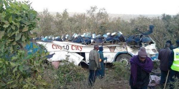 Kenya: au moins 41 morts dans un accident de car