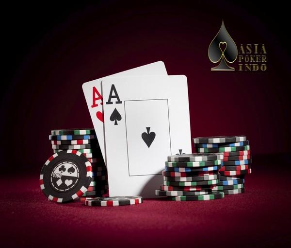Daftar di Asia Poker Indo Online Dengan Bank Lokal