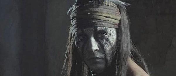 The Lone Ranger : Johnny Depp dans la première bande annonce - Cinéma - TF1 News
