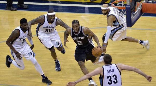Calon MVP NBA Bantu Spurs Sisihkan Grizzlies   Berita Olahraga Terkini