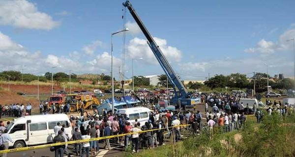 Les autobus de la CNT impliqués dans 45 accidents fatals depuis l'an 2000 | lexpress.mu