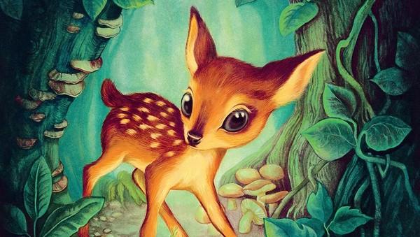 Connaissez-vous vraiment Bambi ?
