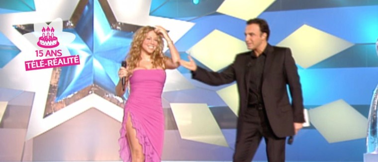 Star Academy 2 : quand Mariah Carey mettait le feu au plateau (VIDEO)