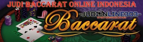 Agen Permainan Casino Baccarat Online Terpercaya