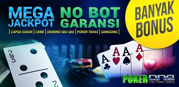 Main Judi Poker Online di Iphone