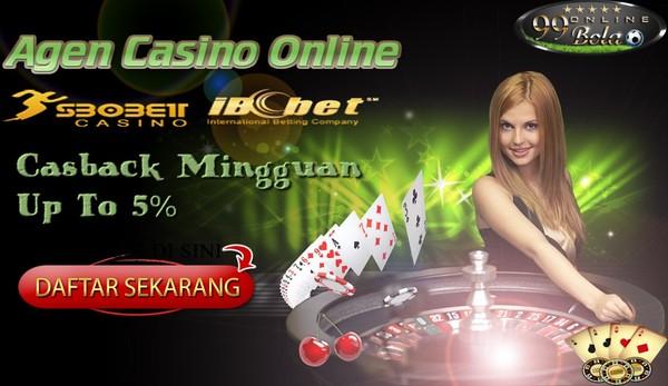 Mengatasi Kendala Judi Sbobet Casino Online | 99 Bola
