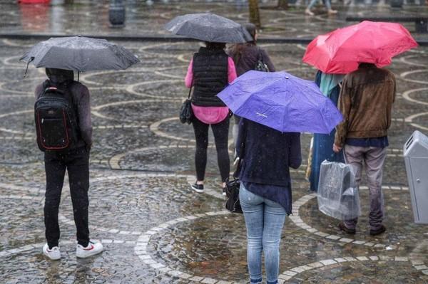 Fortes averses orageuses, pluies abondantes...: la Belgique en alerte jaune
