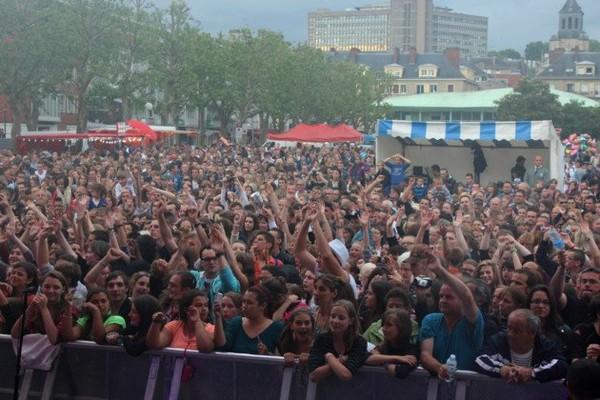 Lisieux Indila, Keen'V et Magic System en concert le 2 juillet