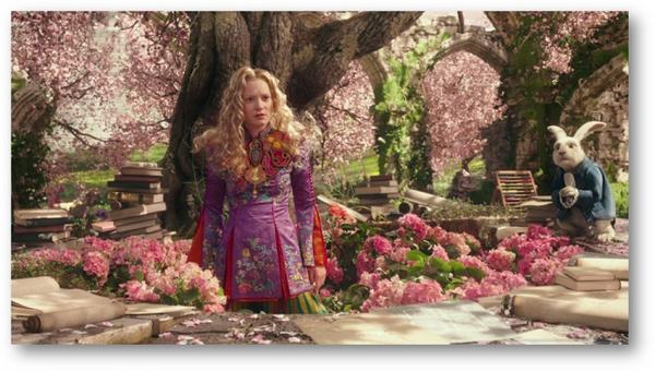 Découvrez un reportage sur le retour d'Alice au Pays des Merveilles !