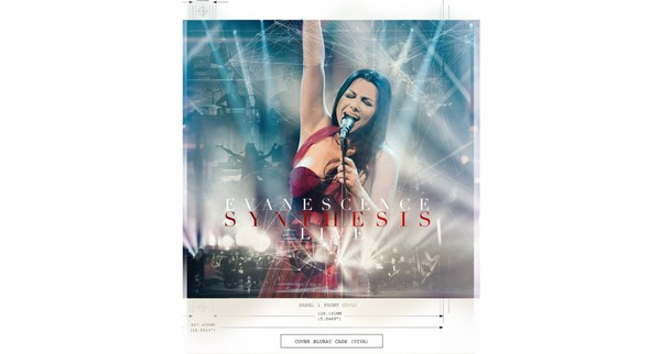 Evanescence Synthesis Live désormais disponible! 12/10/18