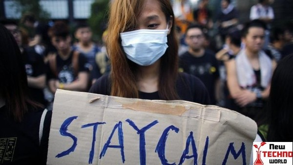Hong Kong braced for huge National Day democracy protests | World News