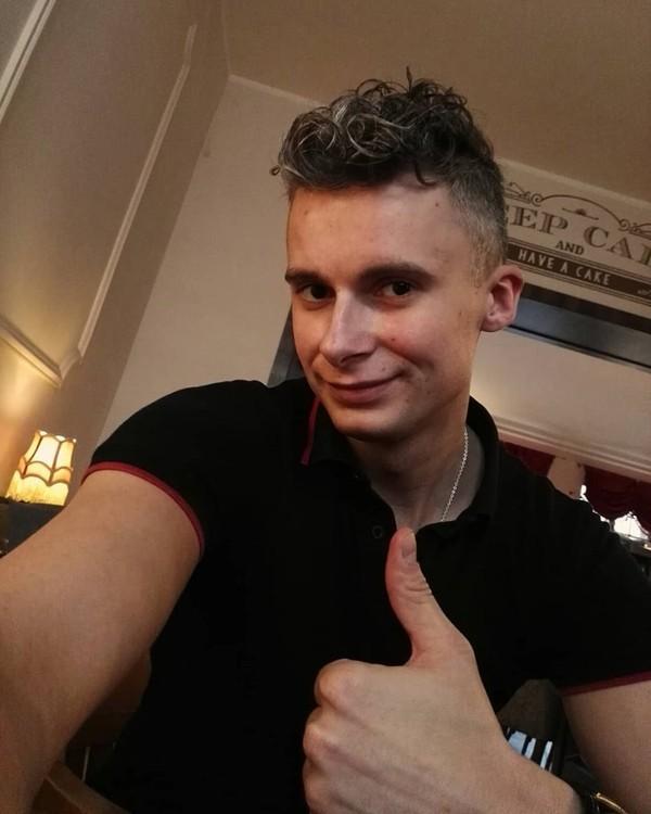 "Michał Graba on Instagram: ""21.01Morning in @retro.gdansk"""