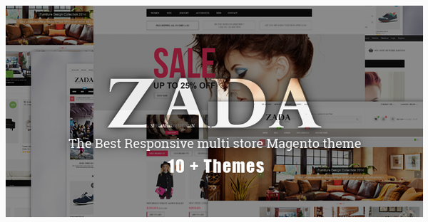 20 Magento Responsive Fashion Themes To Use in 2015 |