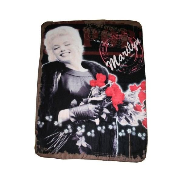 Plaid polaire Marilyn Monroe ref 331