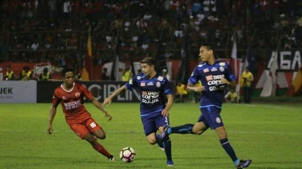 Prediksi Skor Arema vs PSM Makasar 30 Agustus 2017, Liga 1 Indonesia - Top Bola