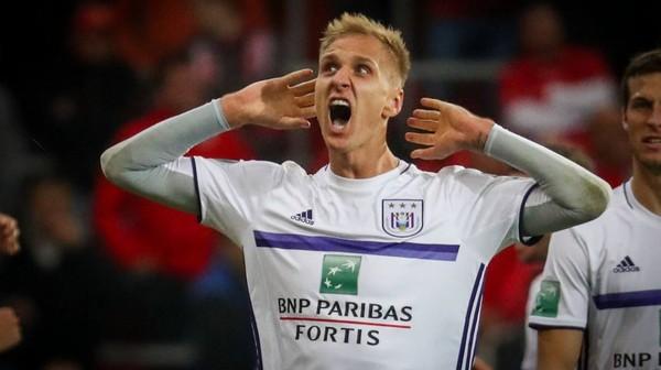 Anderlecht regoûte à la victoire à Sclessin avec un but litigieux