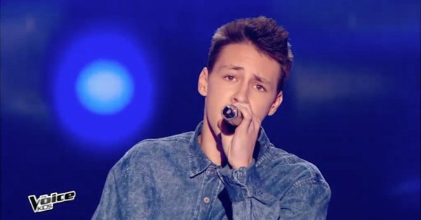 Jacob nous charme avec sa reprise de « All of Me » de John Legend