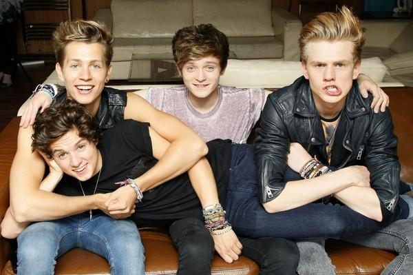 Video: Interview with Tristan and James of The Vamps ahead of their free fan-rally gig in Glasgow