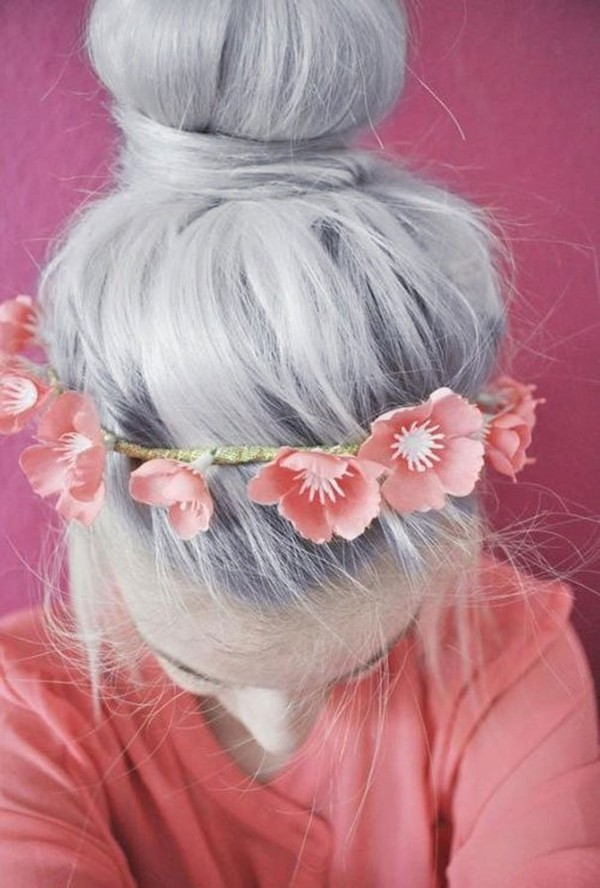 Highly perfect color your hair gray - NICE PLACE TO VISIT