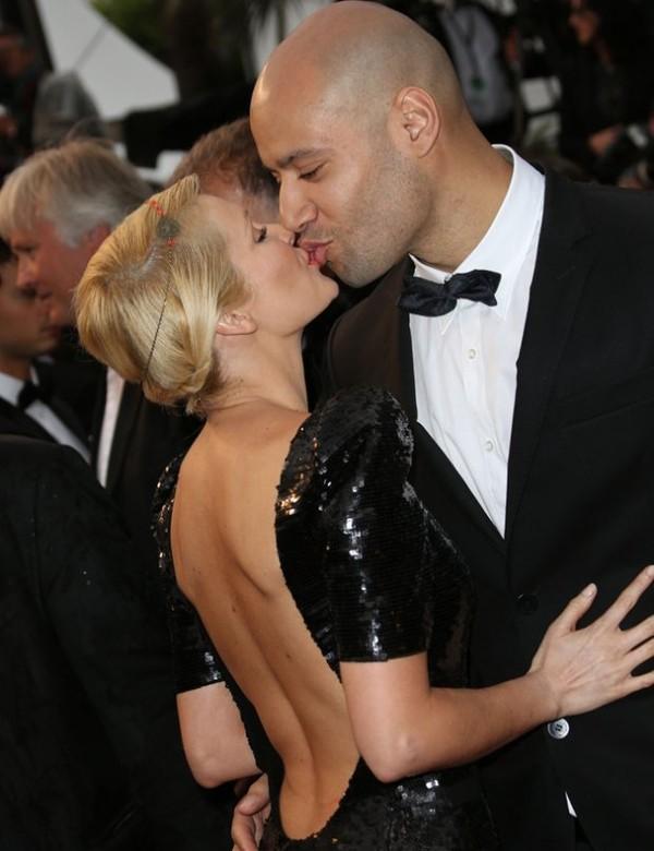 Tatiana Laurens et Xavier Delarue - Festival de Cannes : Irina Shayk diablement sexy, Audrey Pulvar très mini - Voici