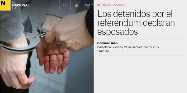 DESPERTAD: ASÍ SON LAS MENTIRAS Y MANIPULACIONES DE LOS MEDIOS SOBRE LO QUE SUCEDE EN CATALUÑA | EL ROBOT PESCADOR