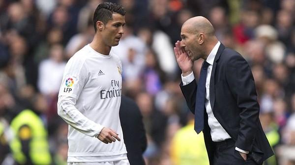 Real Madrid Kalah Lagi Zidane Sulit Berikan Penjelasan