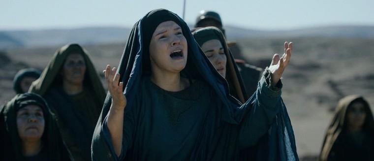 Exclu. Jésus de Nazareth à Jérusalem : découvrez le clip de L'adieu avec Anne Sila (VIDEO)