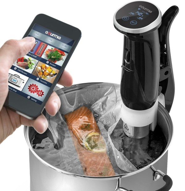 Top 5 Best Smart Sous Vide Precision Cooker for iPhone and Others